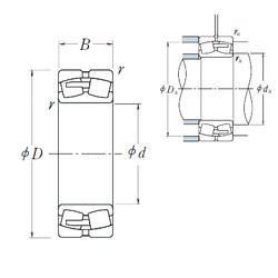 241/710CAE4  Self-aligning Bearing