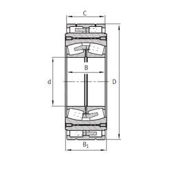 Z-561702.04.DRGL  Sealed Bearing