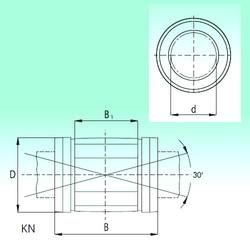 KN4080  Bearing installation Technology