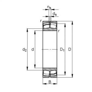 241/900-B-FB1  Aligning Roller Bearing