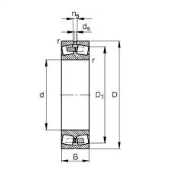 248/1180-B-MB  Spherical Roller Bearings