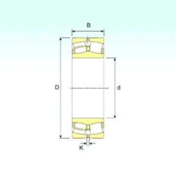 248/1060 ISB Self-aligning Bearing