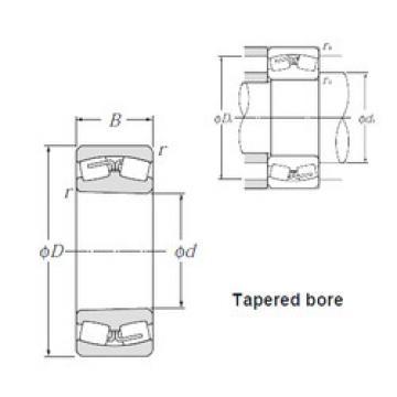 24088BK30 NTN Sealed Bearing