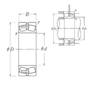 24072CAE4  Aligning Roller Bearing
