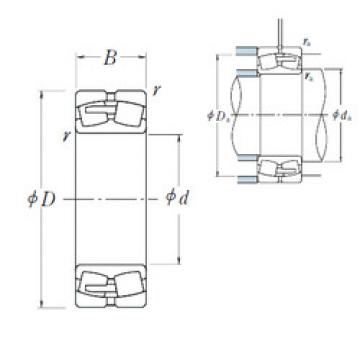 24084CAE4  Spherical Roller Bearings