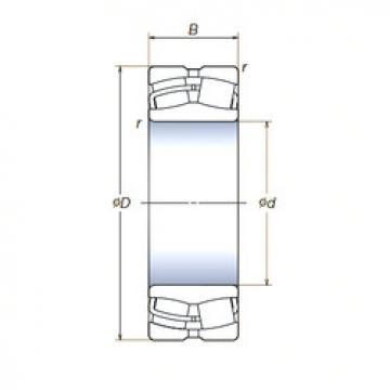 24134SWRCg2E4  Aligning Roller Bearing