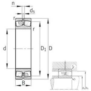 24152-B-K30  Aligning Roller Bearing