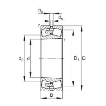 24196-E1A-K30-MB1  Sealed Bearing