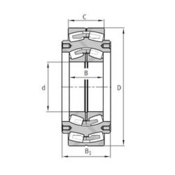 Z-563933.04.DRGL  Aligning Roller Bearing