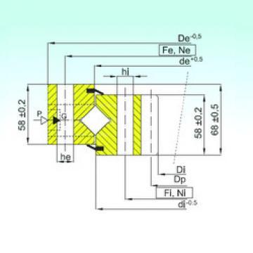 ZR1.16.1204.400-1SPPN  Roller Bearings