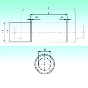 KBL1257-PP  Linear Bearings