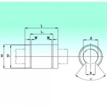 KBO2558  Plastic Linear Bearing