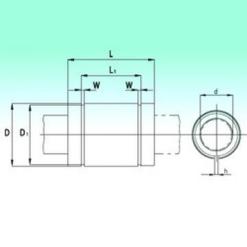 KBS0522-PP  Linear Bearings