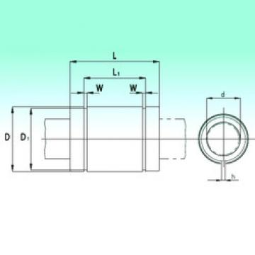 KBS3068-PP  Linear Bearings