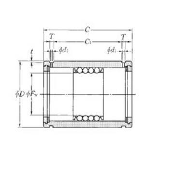 KD80110100 NTN Ball Bearings Catalogue