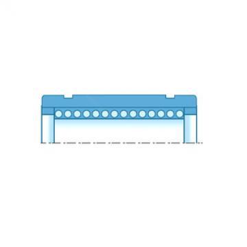 KDX4X11X23.9 NTN Plastic Linear Bearing