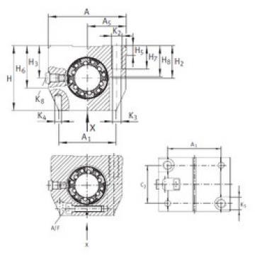 KGNS 20 C-PP-AS INA Ball Bearings Catalogue