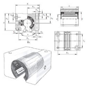 KGSNO50-PP-AS INA Bearing Maintenance And Servicing