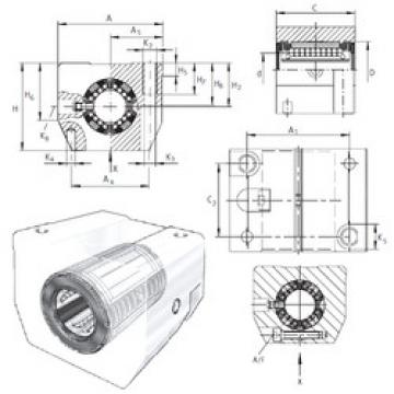 KGSNS25-PP-AS INA Bearing installation Technology