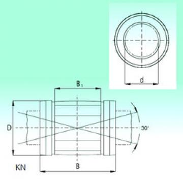 KN50100  Ball Bearings Catalogue