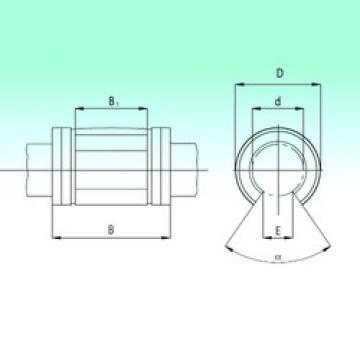 KNO3068  Plastic Linear Bearing