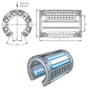 KSO30 INA Plastic Linear Bearing