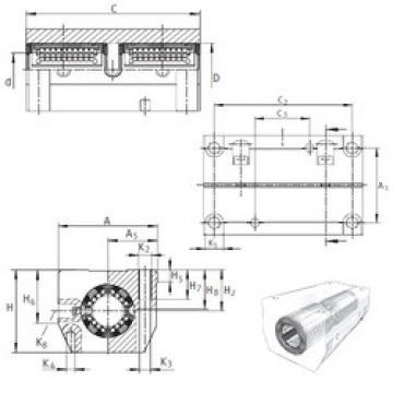 KTSG16-PP-AS INA Linear Bearings