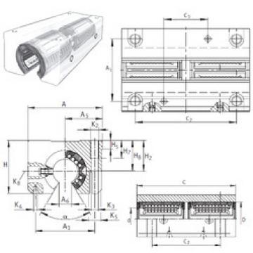 KTSO12-PP-AS INA Ball Bearings Catalogue