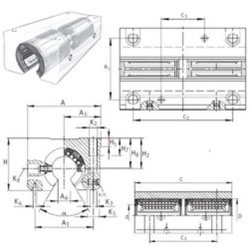 KTSOS30-PP-AS INA Linear Bearings