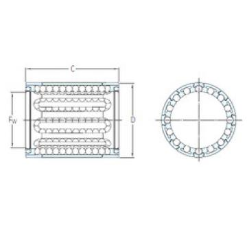 LBBR 14 SKF Linear Bearings