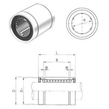 LM60 Samick Plastic Linear Bearing