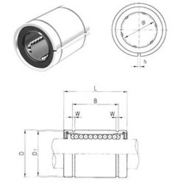 LM8SAJ Samick Bearing installation Technology