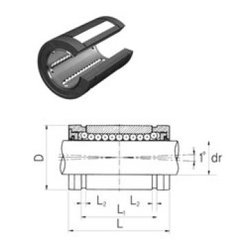LMBS12UUOP Samick Linear Bearings