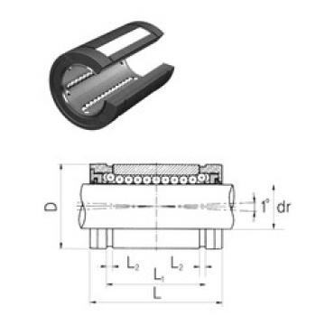 LMBS24OP Samick Linear Bearings