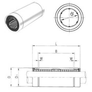 LME16L Samick Plastic Linear Bearing