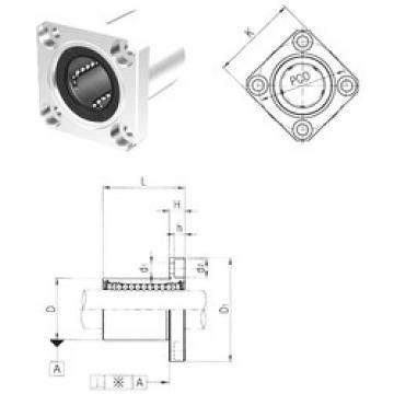 LMEK40 Samick Bearing installation Technology