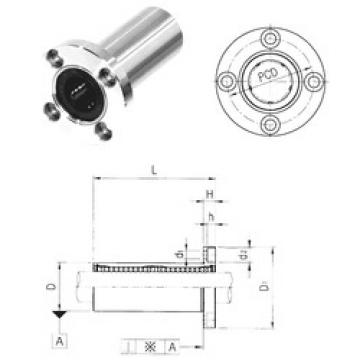 LMF13LUU Samick Linear Bearings