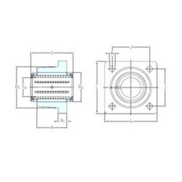 LVCR 30-2LS SKF Bearings Disassembly Support