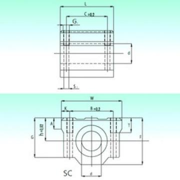 SC 16-UU  Bearings Disassembly Support