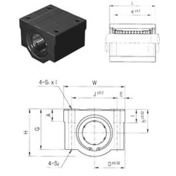SC50UU Samick Ball Bearings Catalogue