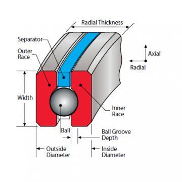 NF065AR0 Thin Section Bearings Kaydon