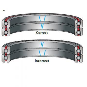 NG120CP0 Thin Section Bearings Kaydon