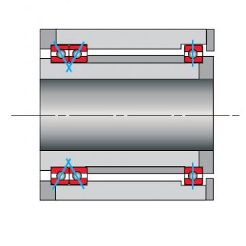 KA025XP0 Thin Section Bearings Kaydon
