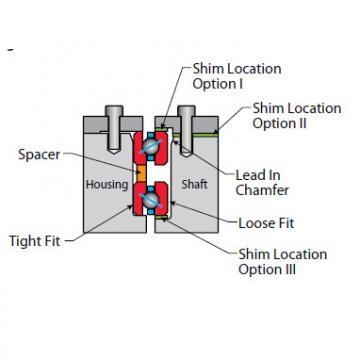 KA025CP0 Precision Bearing Kaydon