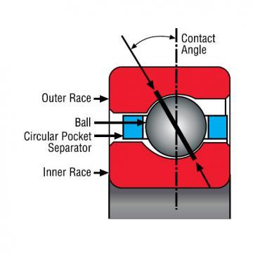 NA045CP0 Thin Section Bearings Kaydon