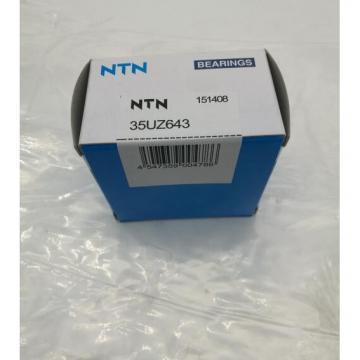 35UZ643 NTN Eccentric Bearing