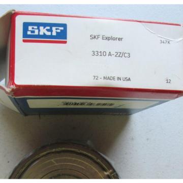 3310 A SKF Angular contact ball bearings