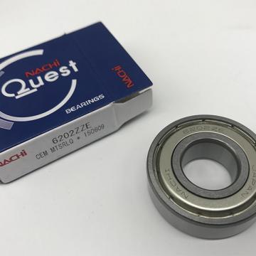 6202 ZZE NACHI Deep groove ball bearings
