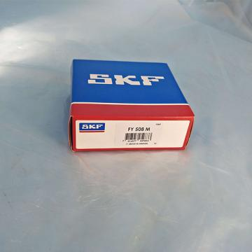 FY508M SKF Square flanged housings for Y-bearings